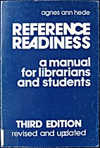 Reference Readiness: A Manual for Librarians…
