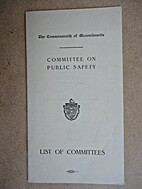 The Commonwealth of Massachusetts: Committee…