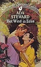 Hot Wind In Eden (Silhouette) by Ada Steward
