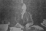 Author photo. Fredrick H. Dyer working on the Compendium, from The Des Moines Register and Leader April 26, 1908 By Unknown - Dyer, Frederick H. (1959). Compendium of the War of the Rebellion. New York: Thomas Yoseloff; p. 696-1., Public Domain, <a href=&quot;https://commons.wikimedia.org/w/index.php?curid=18202246&quot; rel=&quot;nofollow&quot; target=&quot;_top&quot;>https://commons.wikimedia.org/w/index.php?curid=18202246</a>