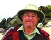 Author photo. Richard B. Lee [credit: University of Toronto]