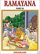 Ramayana Part 10 by Dreamland publications