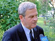 Author photo. László Tőkés