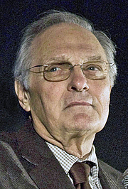 Author photo. Alan Alda
