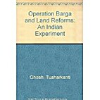 Operation Barga and land reforms : an Indian…