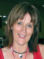 Author photo. Marianne de Pierres (photo by Amanda Greenslade, 2007) By Photo by Amanda Greenslade, www.AmandaGreenslade.com - Photo by Amanda Greenslade, [1], CC BY-SA 3.0, <a href=&quot;//commons.wikimedia.org/w/index.php?curid=5327401&quot; rel=&quot;nofollow&quot; target=&quot;_top&quot;>https://commons.wikimedia.org/w/index.php?curid=5327401</a>