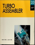 Turbo Assembler 1.0 : User's Guide by…