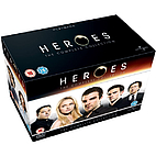 Heroes: The Complete Series by Tim Kring