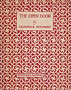 The open door by Laurence Housman