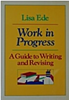 Work in Progress: A Guide to Academic…