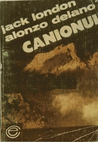 Canionul by Jack London