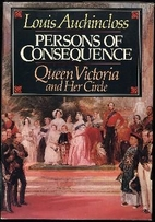 Persons of consequence: Queen Victoria and…