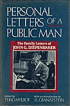 The Personal Letters of a Public Man: The…