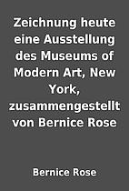 Zeichnung heute eine Ausstellung des Museums…