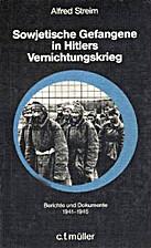 Sowjetische Gefangene in Hitlers…