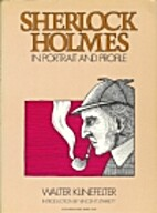 Sherlock Holmes in portrait and profile by…