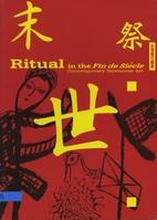 Ritual in the Fin de Siecle: Contemporary…