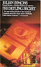 The Detling Secret by Julian Symons