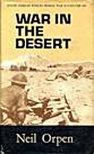 War In the Desert : South African Forces…