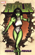 She-Hulk Vol. 1: Single Green Female by Dan…