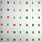 Folio 14 New York : (a random collection of…