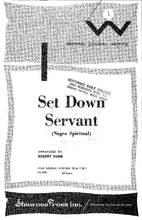 Set Down Servant by Robert Shaw