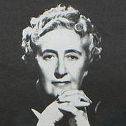 """Author photo. <a href=""""http://en.wikipedia.org/wiki/File:Agatha_Christie.png"""" rel=""""nofollow"""" target=""""_top"""">http://en.wikipedia.org/wiki/File:Agatha_Christie.png</a>"""