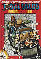 Judge Dredd Annual 1981 by IPC Magazines