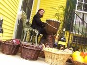 Author photo. April 2007, by Harrison Setzler