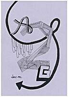 A.N.G. #1 by Andrew Darragh