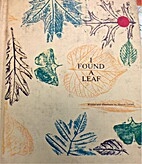 I Found a Leaf by Sharon Lerner