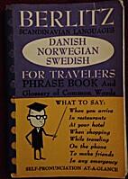 Berlitz Scandinavian Languages for Travelers…