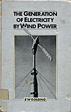The generation of electricity by wind power…