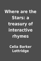Where are the Stars: a treasury of…