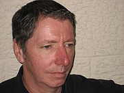 Author photo. © Iain McDowall 2008