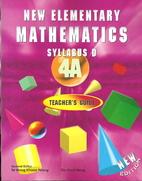 New Elementary Mathematics Syllabus D 4A…