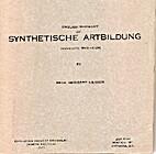 English Summary of Synthetische Artbildung…