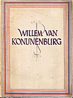 Willem van Konijnenburg by G. Knuttel