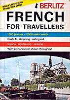 Berlitz French for Travellers by Berlitz…
