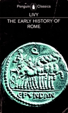 History of Rome, books 1-5 by Titus Livy