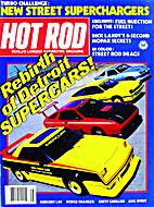 Hot Rod 1981-08 (August 1981) Vol. 34 No. 8