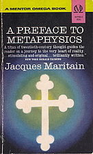 A Preface to Metaphysics Seven Lectures on…