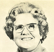 Author photo. Evelyn Wallace