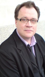 Author photo. Tony Hassall