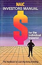 NAIC Investor s Manual for the Individual…