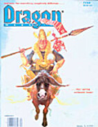Dungeons and Dragons: Dragon Magazine, #144…