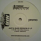 Jazz & Bass Session IV LP by Various Artists