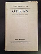 Obras by Xavier Villaurrutia