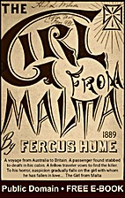 The girl from Malta by Fergus Hume