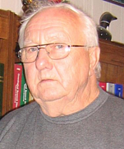 Author photo. 2006 recipient of a Quebec Anglophone Heritage Network volunteer recognition award.